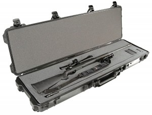 Pelican Products 1750 Gun Case for Rifle