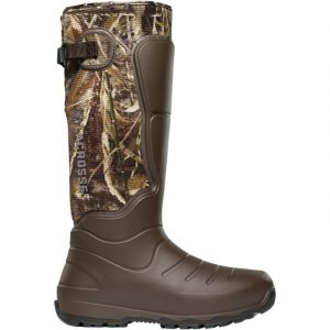 LaCrosse Mens Aerohead 18-Inch Realtree Hunting Boot