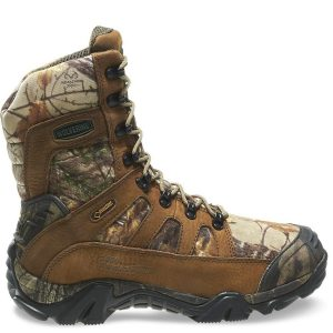 Wolverine Mens Ridgeline Xtreme Hunting Leather Boot