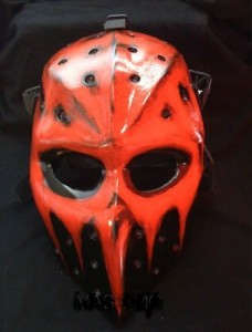Airsoft Hockey mask