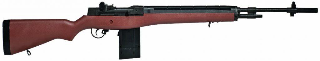 Winchester model m 14 semi automatic