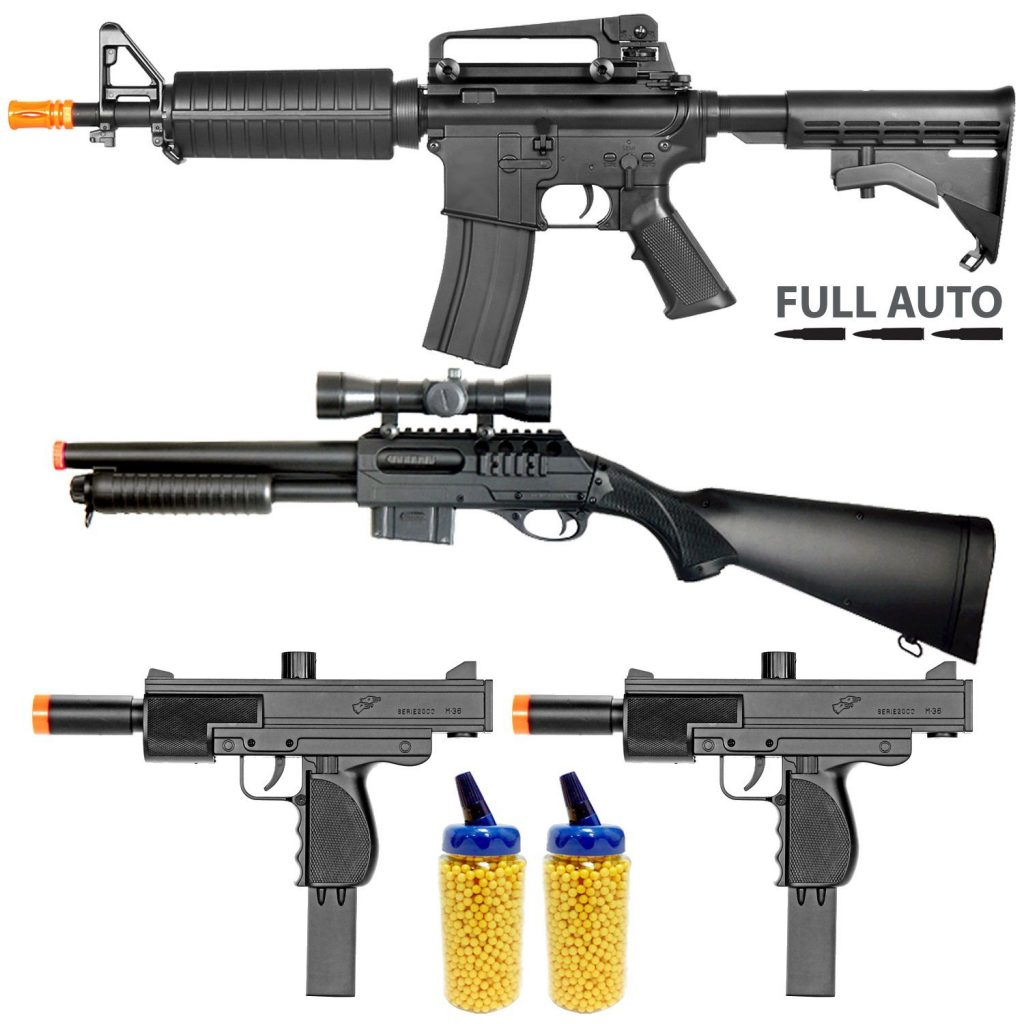 Best Airsoft Guns 2018: The Definitive Buying Guide with Reviews