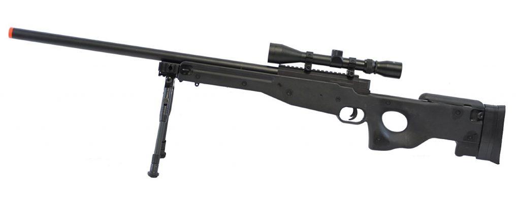 BBTac Airsoft Sniper