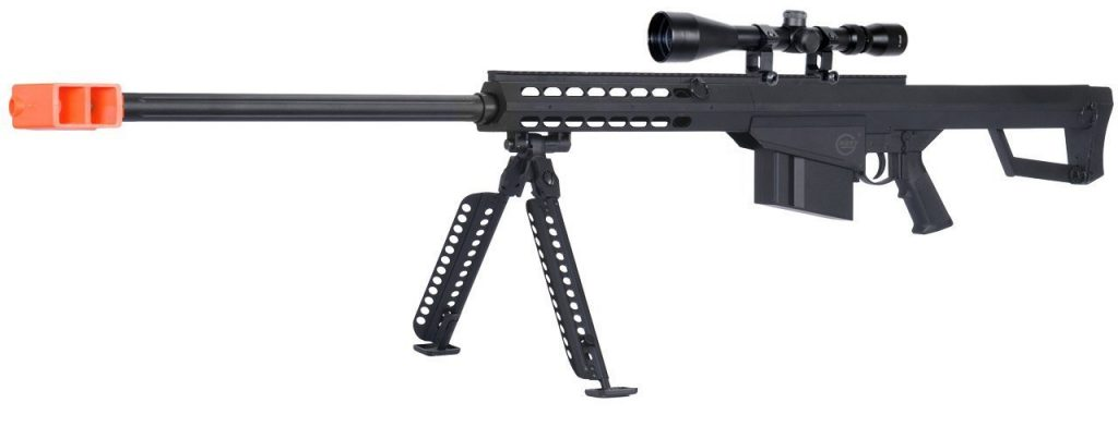 Top 15 Best Airsoft Sniper Rifle Reviews 2017 A Complete Buying Guide