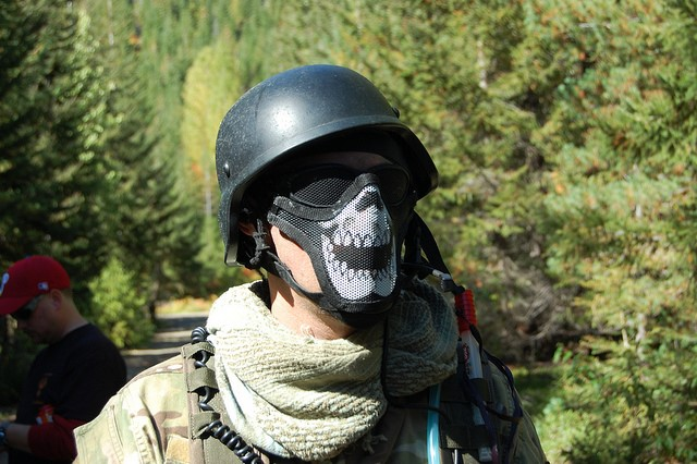 9 Best Airsoft Face Masks: Reviews & 2018 Buying Guide -